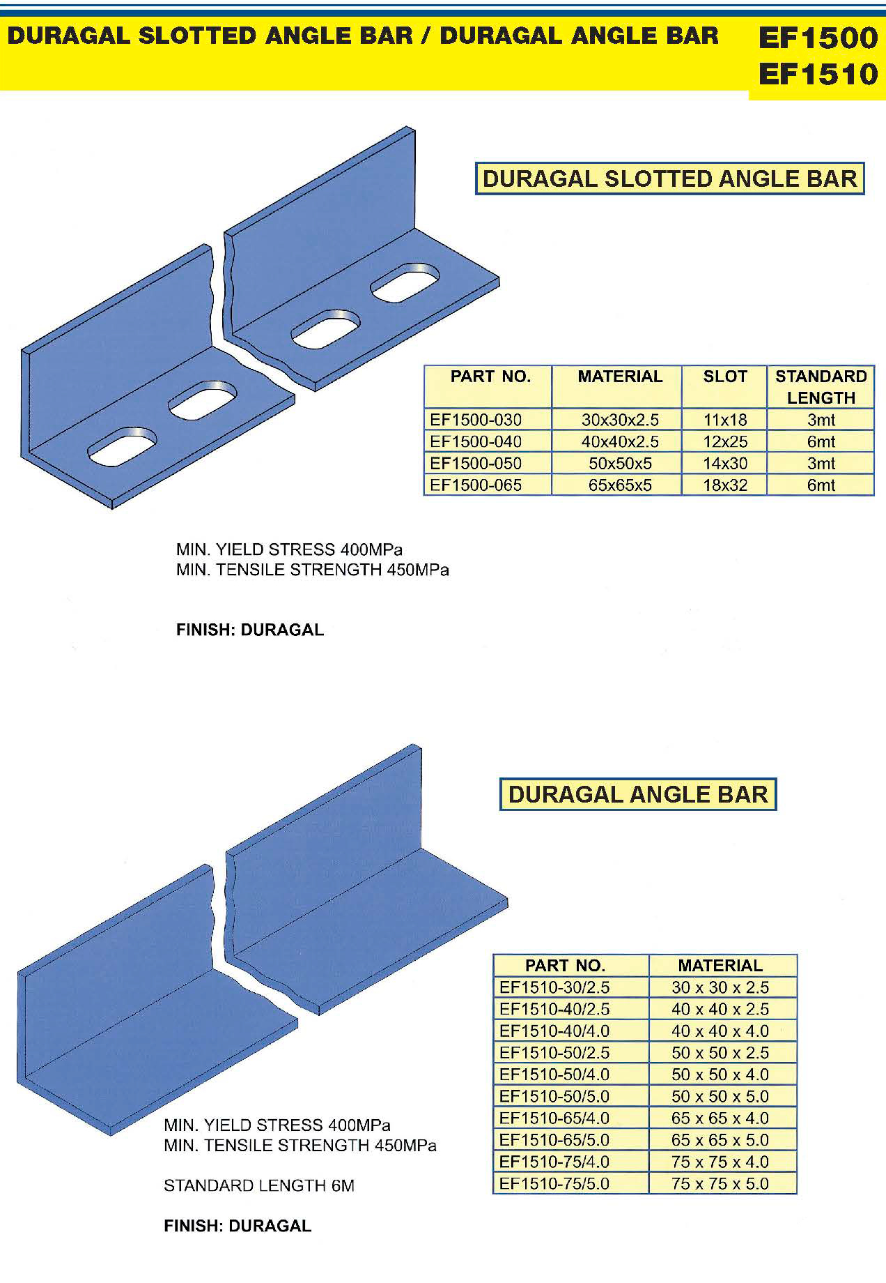 Patton Enterprise Pte Ltd - Products - Accessories - Duragal